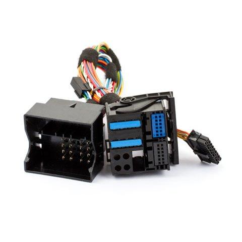 USB / iPod / Bluetooth  адаптер  Dension Five для Volkswagen (GWF1V21) Прев'ю 6
