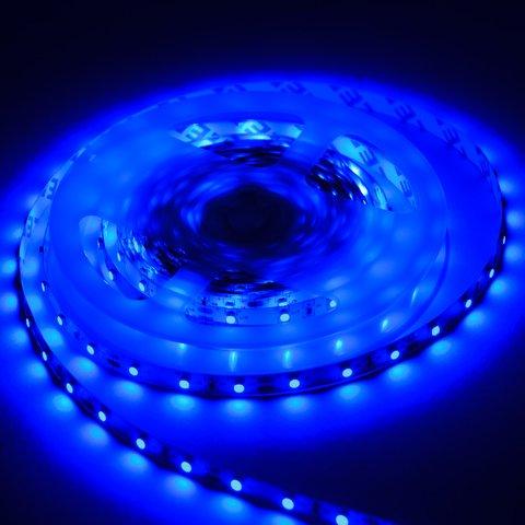 Світлодіодна стрічка SMD3528 (синя, 300 світлодіодів, 12 В DC, 5 м, IP20) Прев'ю 2