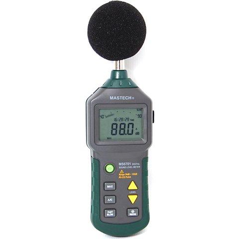 Измеритель силы звука MASTECH MS6701 Превью 1