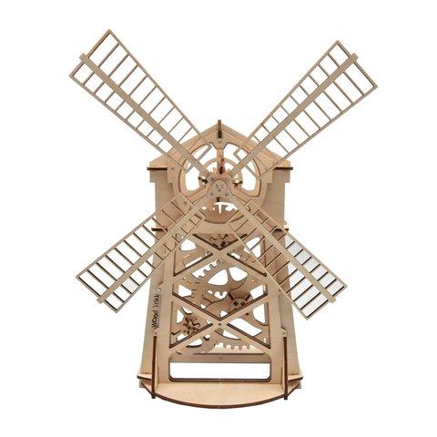 Механический 3D-пазл Wood Trick Мельница - /*Photo|product*/