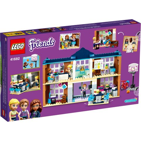 Конструктор LEGO Friends Школа Хартлейк-Сіті 41682 Прев'ю 16