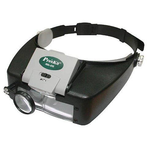 Headband Magnifier Pro'sKit MA-016 - Preview 2